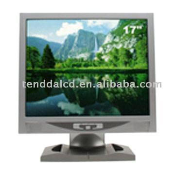"""17"""" LCD Monitor (17 """"ЖК-монитор)"""