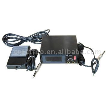 Wireless Digital Power Supply (Беспроводные Digital Power Supply)