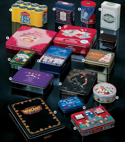 Gift Packing Boxes (Упаковка подарков коробки)