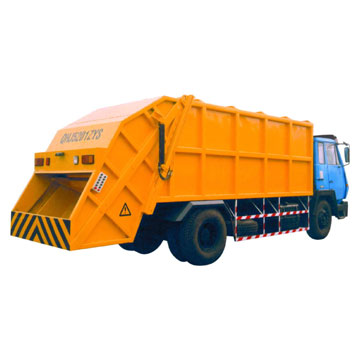 Compacting Refuse Collector (Сжатие Refuse Collector)
