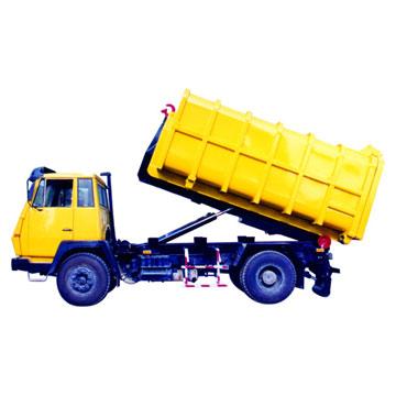 Detachable Container Garbage Collector (Съемный контейнер мусорный коллектор)