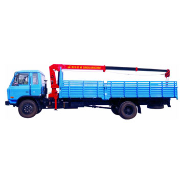 Truck Mounted Crane (Straight Boom) (Автокран (Straight Boom))