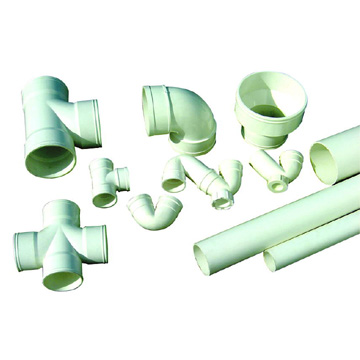 UPVC Pipes (ПЭ труб)