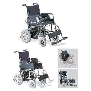Electrical Wheel Chair (Электрическая Кресло-каталка)