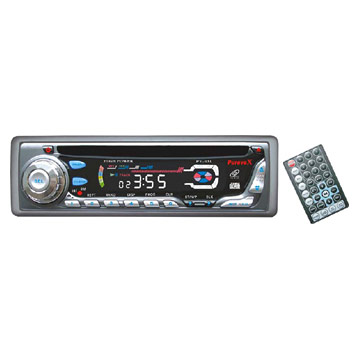 Car VCD Player With CD/MP3 Function