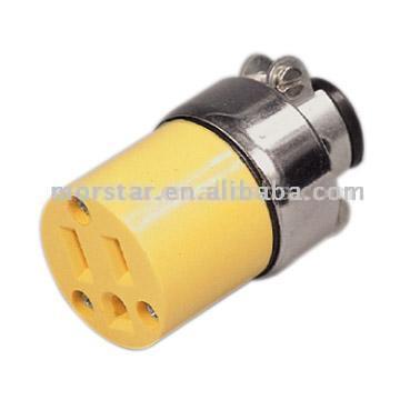 Electrical Adapter (UL, GS and VDE Approved) (Adaptateur électrique (UL, GS et Approuvé VDE))