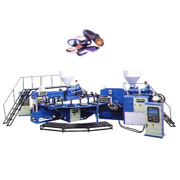 Sole Injection Molding Machine (Sole Термопластавтоматов)