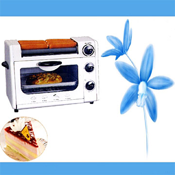 Hot Dog Maker und Backofen (Hot Dog Maker und Backofen)