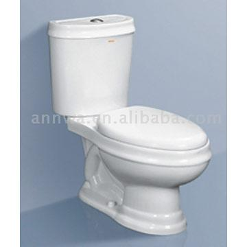 Two-Piece Toilet (Two-Piece WC)