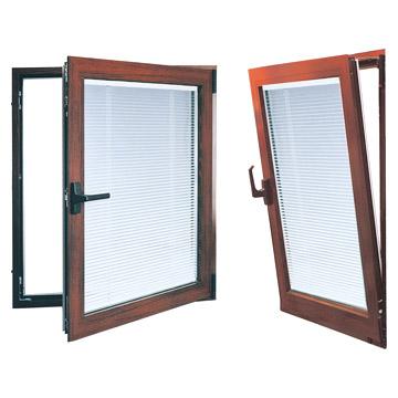 Aluminum Window (Алюминиевые окна)
