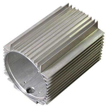 Aluminum Motor Casing Profile (Алюминиевый корпус двигателя профиля)