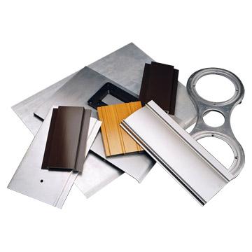 Aluminum Profiles (Алюминиевые профили)