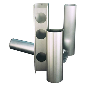 Aluminum Tubes (Aluminium-Rohre)