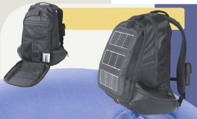Solar Backpack (Солнечный рюкзак)