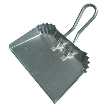 Aluminum Dust Pan (Алюминиевый поддон для пыли)