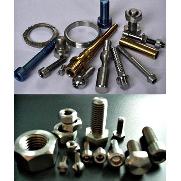 Titanium Fastener, Bolt, etc. (Титан застежкой, болт и т.д.)