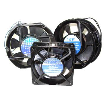 AC Axial Fan (TIDAR) (AC осевой вентилятор (TIDAR))