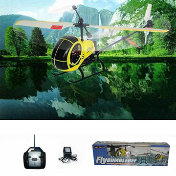 R / C Helicopter (R / C Helicopter)