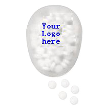 Mints with Egg-Shaped Dispenser (Минц с яйцевидным Диспенсер)