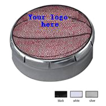 Mints with Small Clicker Tin