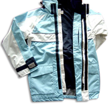 Sailing Jacket (Парусный спорт Куртка)