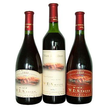 Dry Wine / Wine (Сухие вина / Вино)