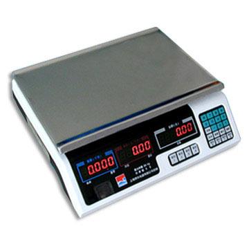 Electronic Digital Scale (Электронной цифровой шкале)