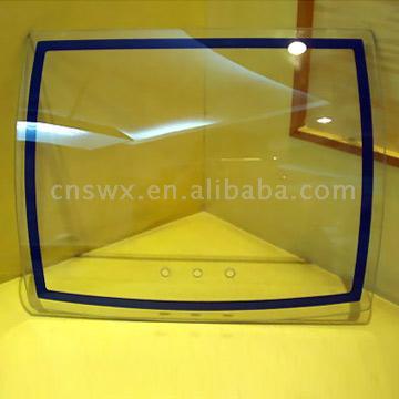 Tempered Glass Lids / Glass Covers (Крышки закаленное стекло / стеклянными крышками)