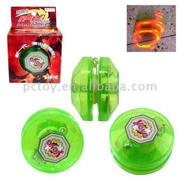 Yo-Yo mit Licht (Yo-Yo mit Licht)
