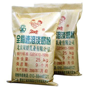 Milk Powder (Lait en poudre)