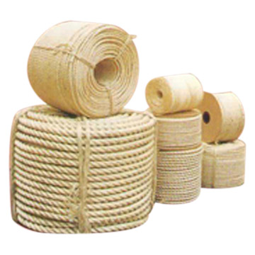 Sisal Ropes (Веревка сизаль)