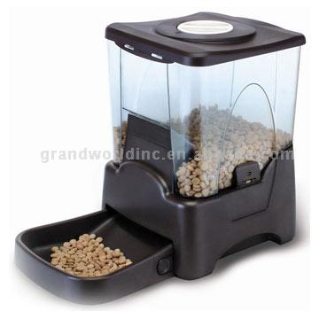 Large-Capacity Automatic Pet Feeder