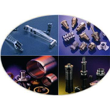 Precision Parts (Прецизионные детали)