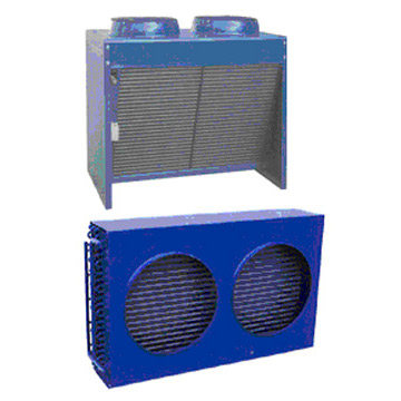 Heat Exchanger, Condenser and Evaporator