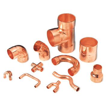 Copper Fittings (Медная арматура)