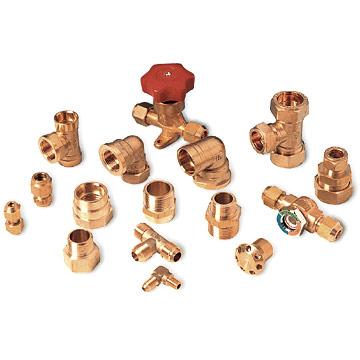 Brass Fittings (Brass Fittings)