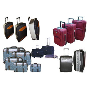 Suitcase, Trolley Case (Koffer, Trolley)