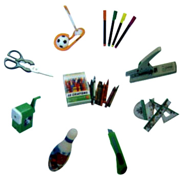 Stationery Products (Articles de papeterie)