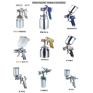 Spray Guns (Spray Guns)