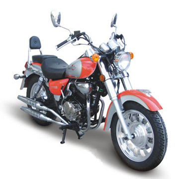EEC Approved Motorcycle