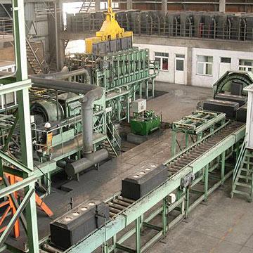 Carbon Plant, Vibrocompactor, Etc. (Углеродные завод, Vibrocomp tor, Etc)