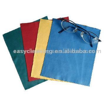 Microfiber Glasses Cloths