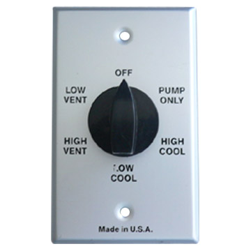Air Conditioner Switch (Climatiseur Switch)