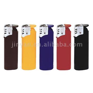 Windproof Lighter (Ветрозащитный зажигалка)