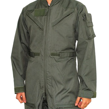 Permanent Flame Retardant Flying Suit