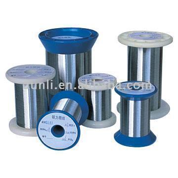 Stainless Steel Wires (Metal Yarns) (Нержавеющая стальная проволока (металлические нити))
