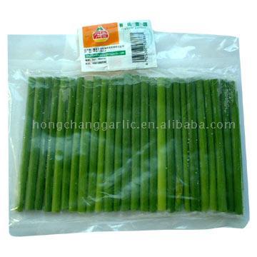 Organic Garlic Bolts (Органический чеснок болты)