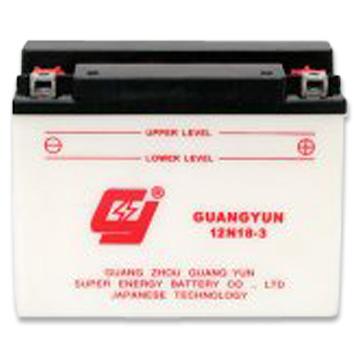 Motorcycle Battery (Мотоцикл Аккумулятор)