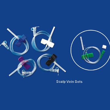 Scalp Vein Sets (Scalp Vein наборы)