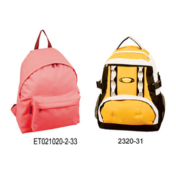 Backpacks (Рюкзаки)